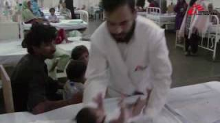Pakistan Floods: Treating Malnutrition in Sukkur
