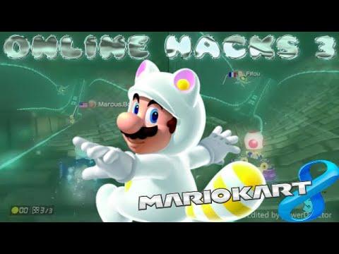 Mario Kart 8 Hacks - Online 3
