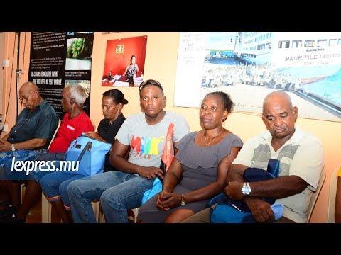 Chagos: «Pou ki nou kapav fet ensam…»