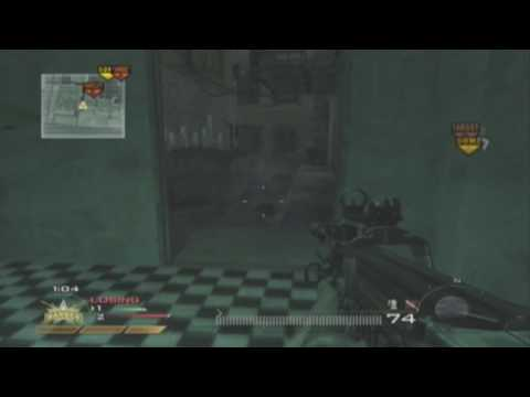 Modern Warfare 5 vs 1 Search and Destroy +RAP