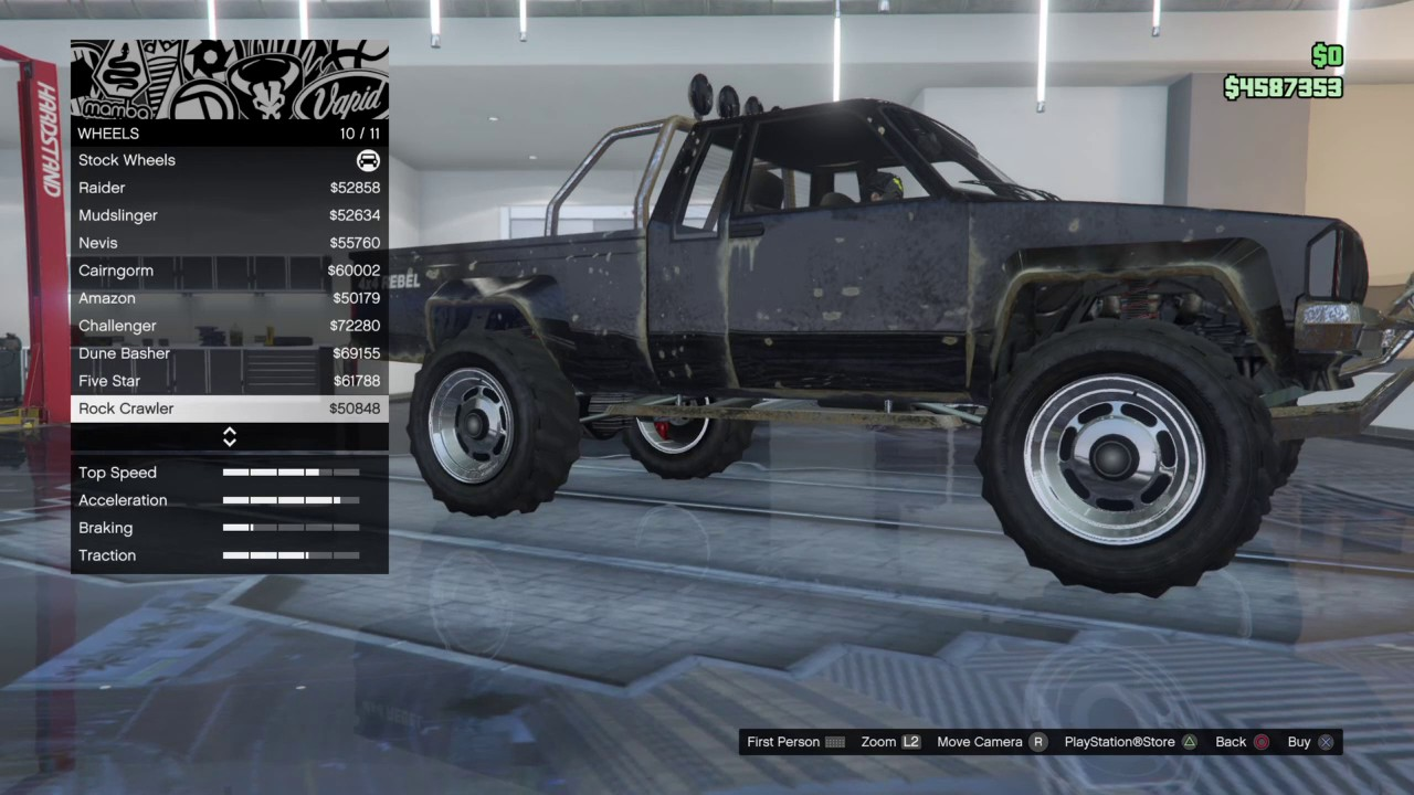 Marty Mcfly Truck >> Gta Vonline Making Marty Mcfly Truck