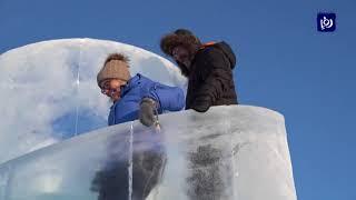 السويد .. فندق جليدي يستقطب الزوار والسياح - (23/2/2020)
