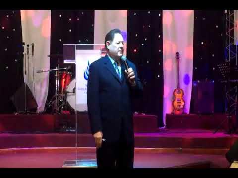 Dr  Pastor Walter Koch Centro de Avivamiento Argentina Nov 28 2017