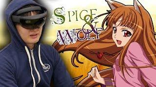 Interview With Spice & Wolf Creator Hasekura Isuna + EXCLUSIVE GIVEAWAY!