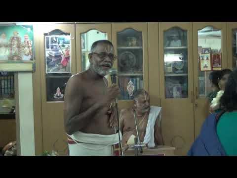 Desika 750 -Sathumurai  Yadavapyudam-Sri. U.Ve. Mannargudi Rajagopalacharyar Swami