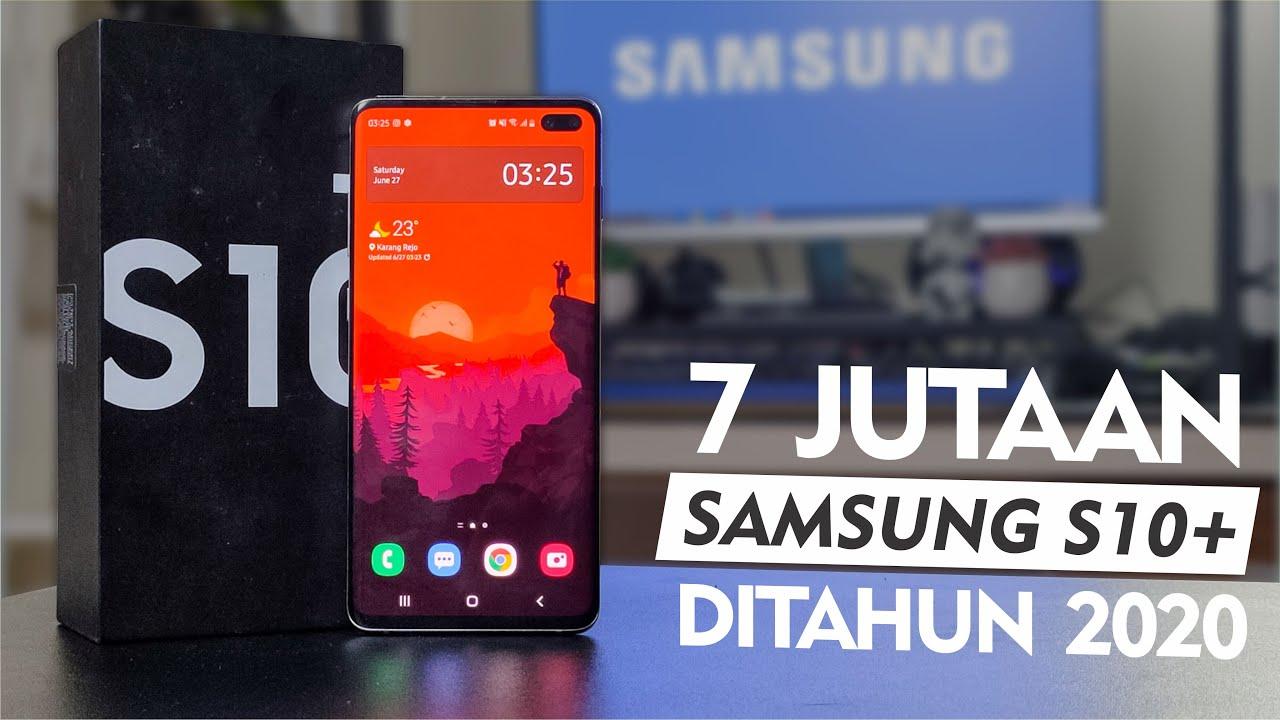 TURUN HARGA!! Review Samsung S10 Plus ditahun 2020