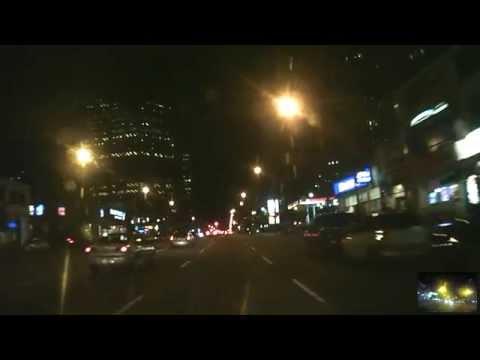 Yonge Street - Toronto Night Drive Dashcam