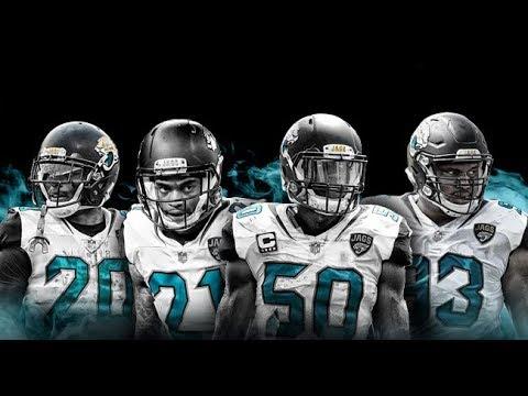 Jacksonville Jaguars Defense    SACKSONVILLE    2017/2018 Highlights