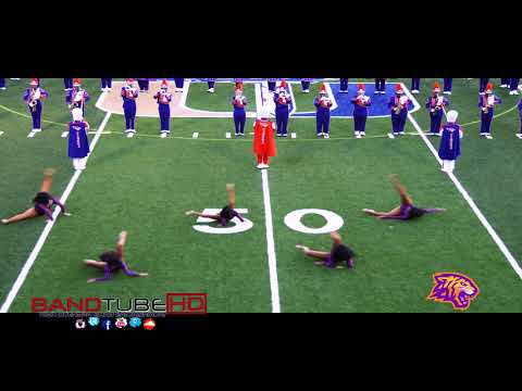 "Edward Waters College | Triple Threat | ""Halftime Show"" (Aug 