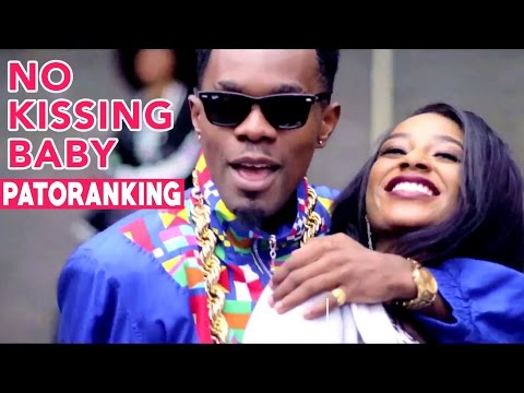 Patoranking: No Kissing baby Ft. Sarkodie Official Video Song | God Over Everything