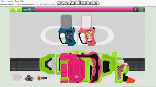 play kamen rider ex aid to move on the roblox part 2/kamen rider ex-aid flash belt
