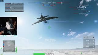 BFV - 1080p | Intense defensive dogfight on Hamada