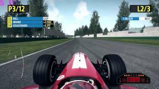 F1 2013 Classic Edition Gameplay  - 1999 - Imola - Ferrari - Eddie Irvine