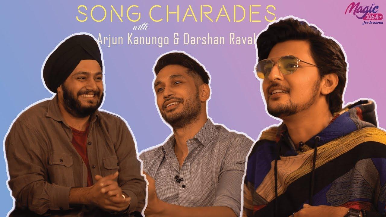 Song Charades with Darshan Raval and Arjun Kanungo   RJ Karam