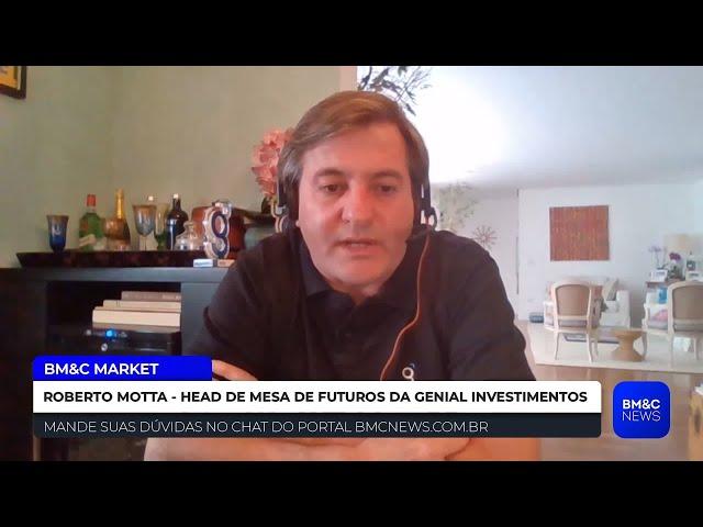 Roberto Motta avalia leilão de swap cambial do Banco Central