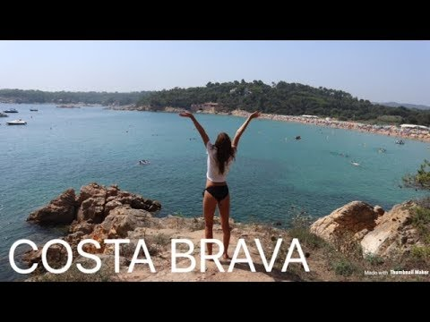 COSTA BRAVA || Travel Diary