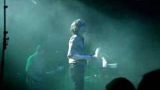 Jarvis live in Stockholm - Outdoor miner - 2007