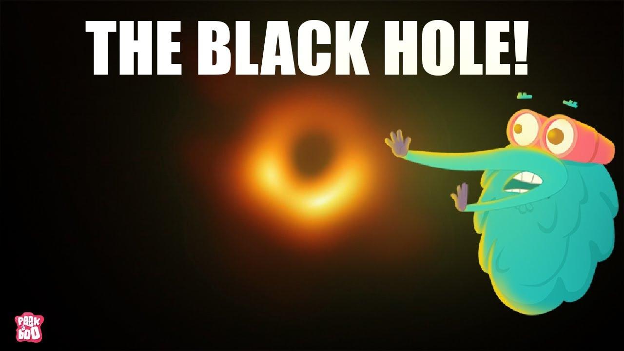 BLACK HOLE | The Dr. Binocs Show | Best Educational Videos for Kids | Peekaboo Kids