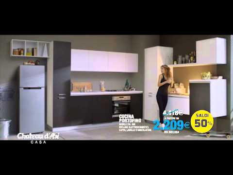michela persico spot chateau d 39 ax natale youtube. Black Bedroom Furniture Sets. Home Design Ideas