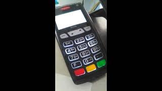 Como se actualiza una terminal Bancaria - Ingenico iCT220