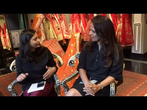 Anita Dongre Talks Fashion, Style and More | Not Another Interview | Runway Square