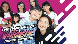 Diary Neo - Warbiasyak Dance Version (The Making with VOOV winner)