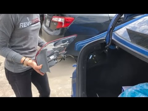 Learn How to Replace a 2017-2018 Hyundai Elantra Tail Light