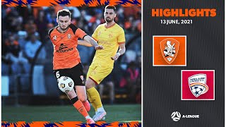 HIGHLIGHTS: Brisbane Roar FC v Adelaide United | A-League Season 2020/21 Highlights
