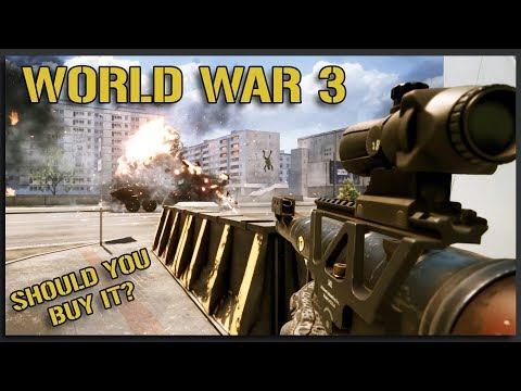WORLD WAR 3 - Should You Buy It?