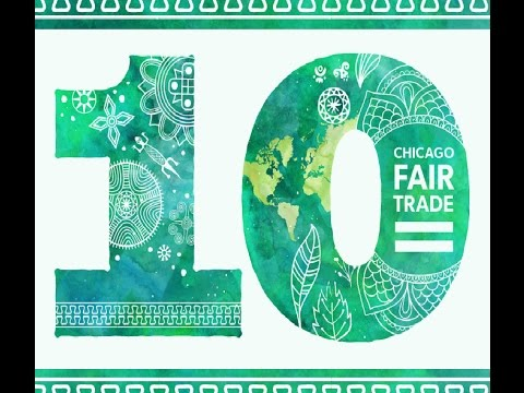 Chicago Fair Trade 10 years | Blossominspirations.com