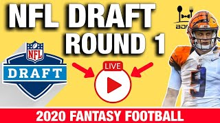 2020 NFL Draft BDGE Watch Party Live Stream