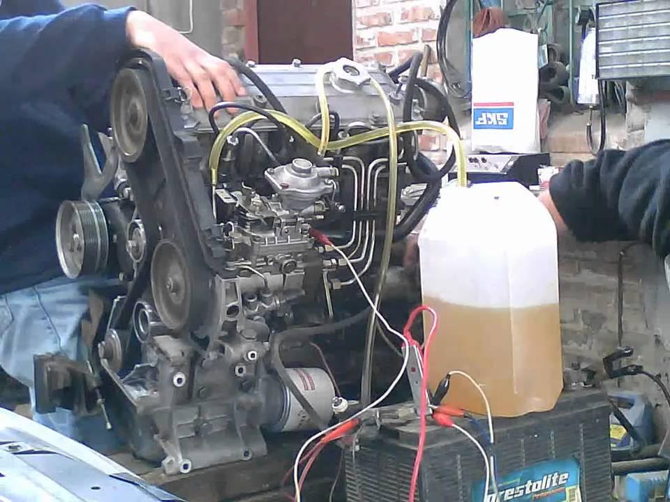 Puesta A Punto Motor Fiat 1 7 Diesel
