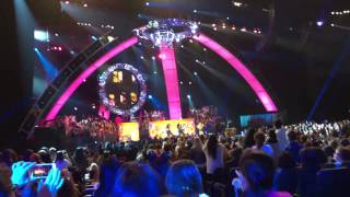 "Fifth Harmony ""Worth It"" - MattyB at the 2015 RDMA"