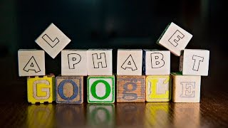 Google's Alphabet: Your Guide to 81 Parts