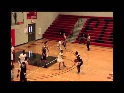 Ian Nash Alpena Community College Basketball Highlights 2014-2015
