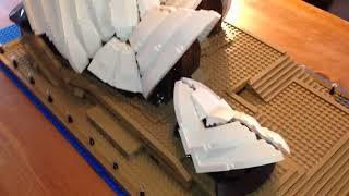 LEGO Creator Sydney Opera House - 10234 Overview