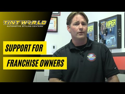 How to Start an Automotive Business - Support For Your Tint World Franchise