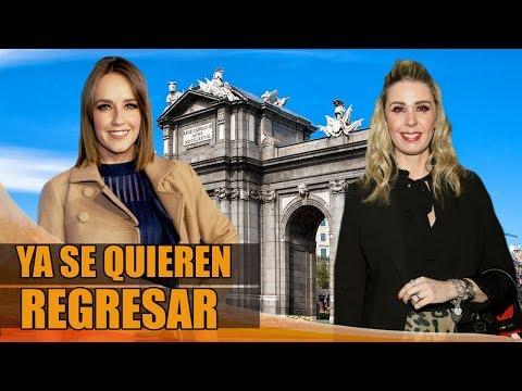 Mudanza De Atala Sarmiento Y La Choco Pérez A España No Fue Lo Que Esperaban