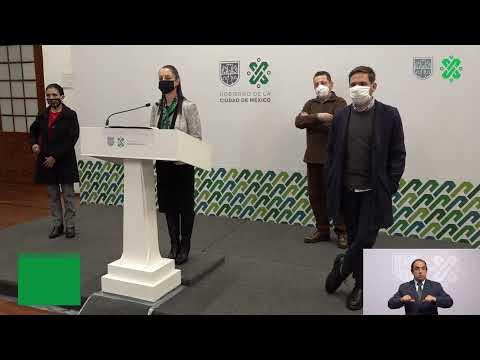 Videoconferencia de Prensa 20/11/2020