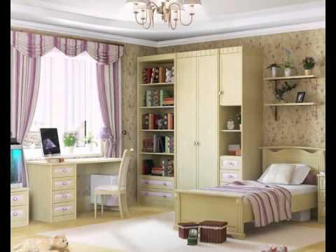 Мебель для детской. Подарите радость детям