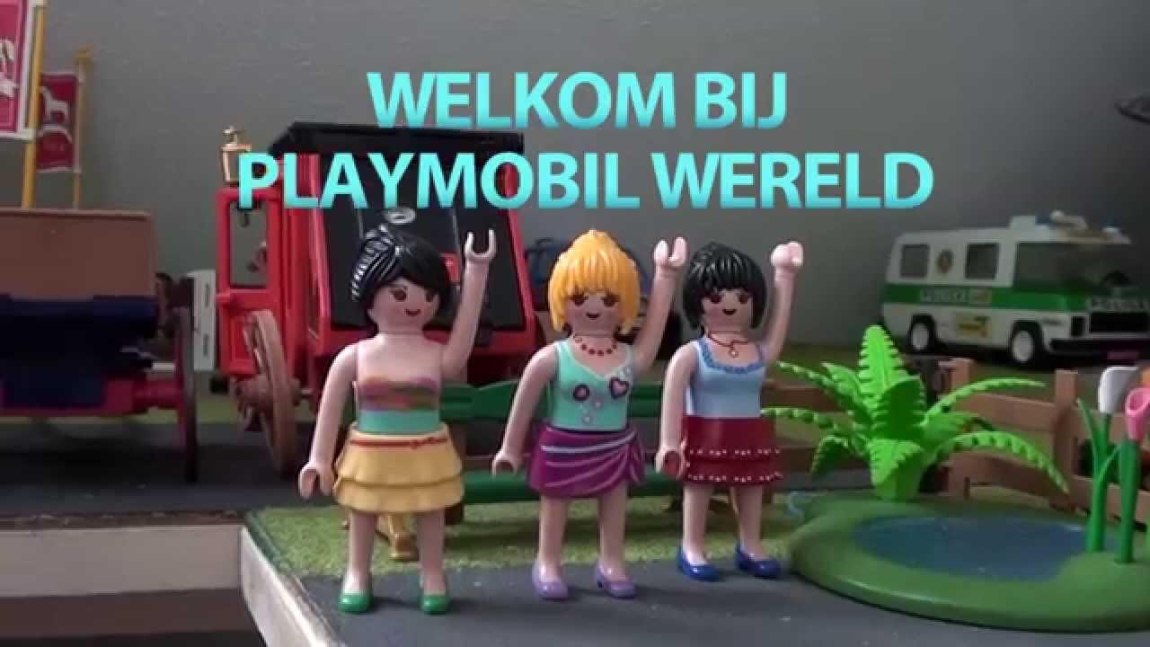 Rondleiding huis playmobil wereld youtube - Huis lamp wereld nachtkastje ...