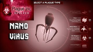 Plague Inc. Evolved - Nano-Virus Normal Walkthrough