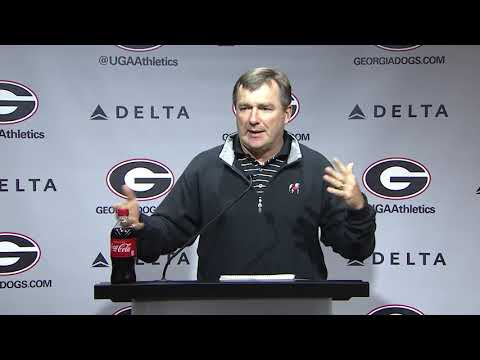 Kirby Smart: There's Nothing Like Playing Georgia Tech
