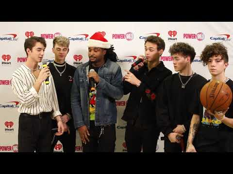 Moran Interviews Why Don't We