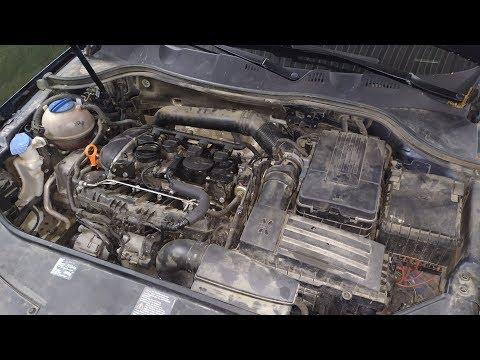 Volkswagen Passat B6 bzb не стабильная работа двигателя