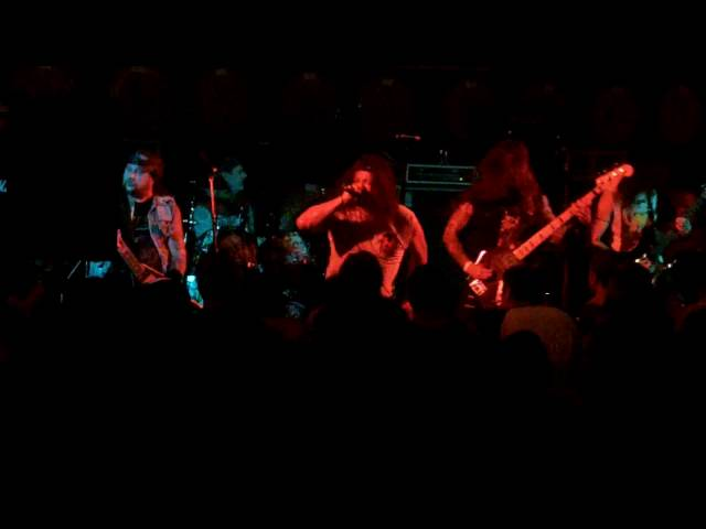 Municipal Waste (FULL SET) - 8/6/2016 Hardywood, Richmond VA - Benefit for L-Bug