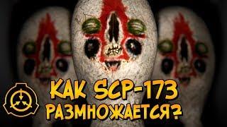 Как размножается Скульптура (SCP-173)? И как после этого она смогла уничтожить весь мир?