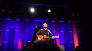 David Gray - Gathering Dust 6/13/2014 Philadelphia