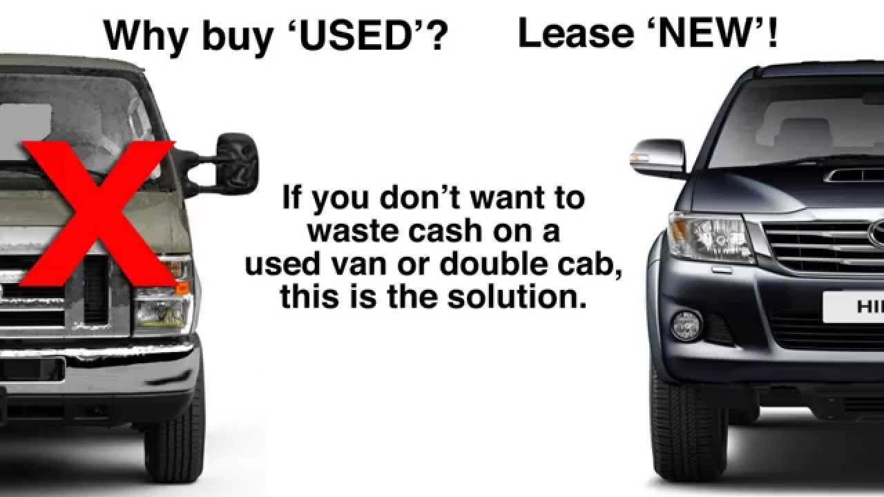7b076648fb AutoTrade Connections - Why buy USED  Lease NEW - YouTube