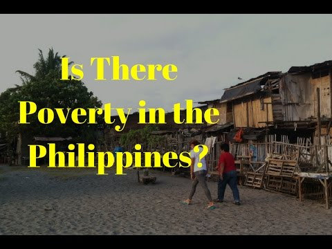 Poverty in the Southern Philippines, Does it Exist in General Santos City?